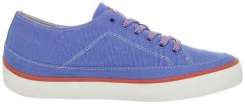 FitFlop - Super T Sneaker Canvas, Scarpe da tennis Donna Sporty Blue