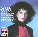 Agnes Baltsa. Arias. Arien. Airs. (UK Import)