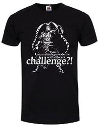 Mens Warrior Of The Three Kingdoms T-shirt Black