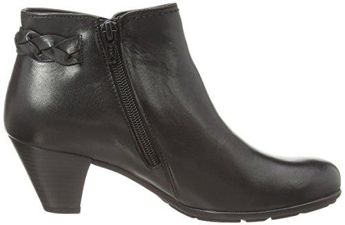 Gabor Portobello, Bottes Classiques Fourrées Femme Noir (black Leather)