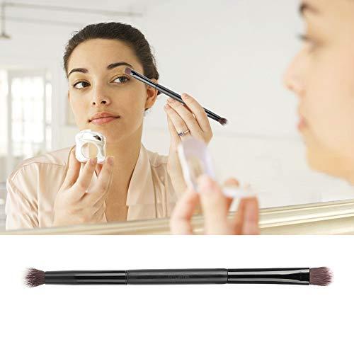 Doppelseitiger Lidschattenpinsel Kosmetischer Augenpinsel