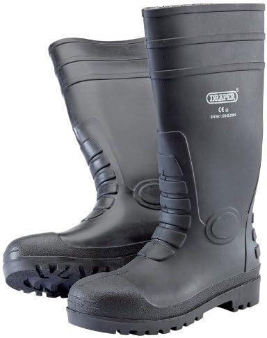 Draper 02698 - Botas de seguridad impermeables (talla 42)