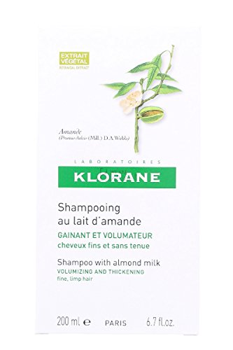 KLORANE Champú al Extracto de Almendra 200 ml