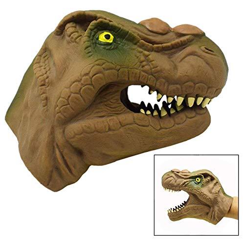 LHKJ Marioneta Mano Dinosaurio niños Adultos, Regalo