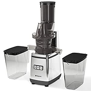 Hotpoint Ariston Slow Juicer Ricettario : Hotpoint Slow Juicer SJ15XLUP0UK: Amazon.co.uk: Kitchen & Home