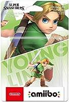 Nintendo 256088 Amiibo Young Link Figuren (Nintendo Switch)