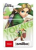 Nintendo - Amiibo Link Niño, Colección Super Smash Bros