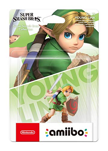 Young Link is a character in the Legend of Zelda series, though only named Young Link in the Super Smash Bros. series and Hyrule Warriors. The character is Link as a young child.