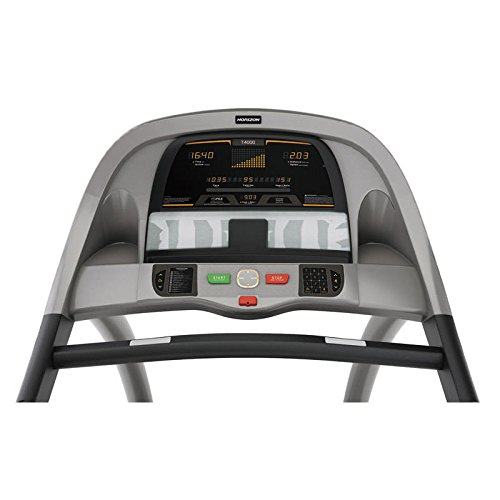 Horizon Elite T4000 – Treadmills