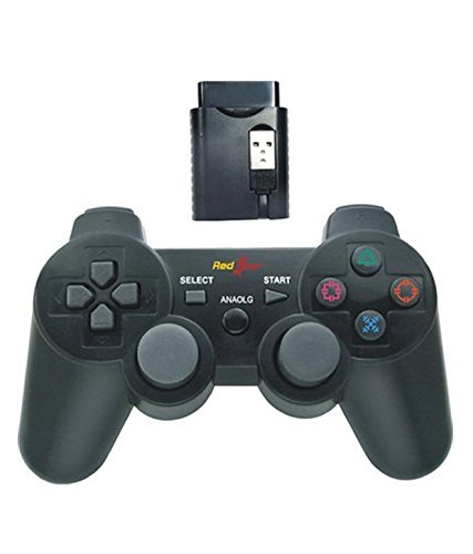 Redgear Wireless Controller for PS2/PS3/PC