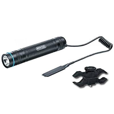 Umarex Erwachsene Walther Pro PL60RS Taschenlampe, Schwarz, 140 mm von UMARX|#Umarex - Outdoor Shop