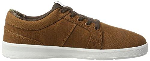 K-Swiss Herren Ineto Sneaker Braun (brown-white)