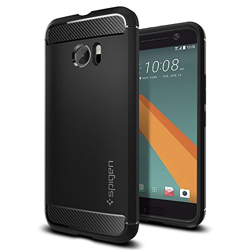 htc-10-case-spigen-rugged-armor-resilient-black-ultimate-protection-from-drops-and-impacts-for-htc-1