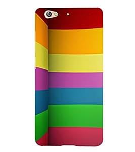 EPICCASE Lets Paint Mobile Back Case Cover For Gionee S6 (Designer Case)