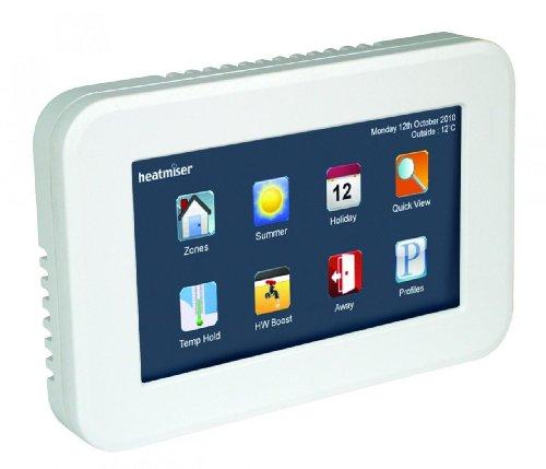 Heatmiser Touchpad Zentrale Steuerung - Touchpad-steuerung