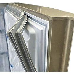 MOUNTIAN Joints de réfrigérateur universels sur Mesure pour Porte Toutes Tailles de pièces de Rechange de réfrigérateur pour Brandt Réfrigérateur Gris