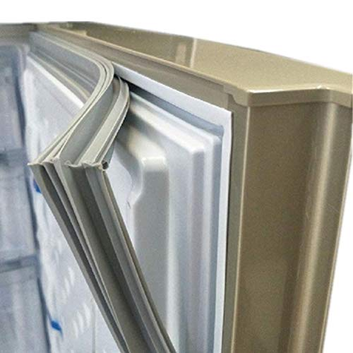 MOUNTIAN Kühlschrank Dichtungen Universal Custom für Tür Alle Größen Kühlschrank Ersatzteile für Electrolux Kühlschrank Weiß