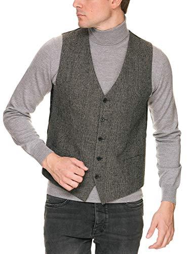 641f49d35080 SORBINO UOMO Men s Gilet Grey in Size IT 50   M