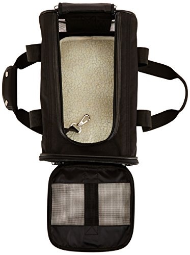 Amazon Basics Pet carrier bag, soft side panels 5