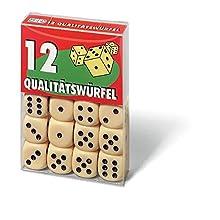 Ravensburger 27097, 12 Dadi