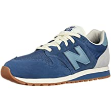New Balance Wl574v2, Baskets Femme, Bleu (Light Porcelain Blue), 43 EU