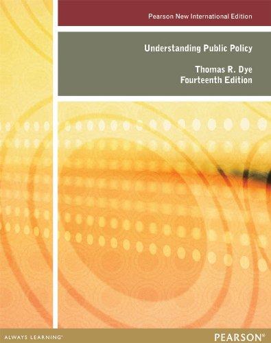 Public Policy Books Pdf