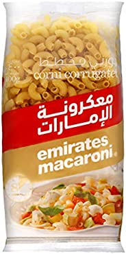 EMIRATES MACARONI Corni Corrugated, 400 gm