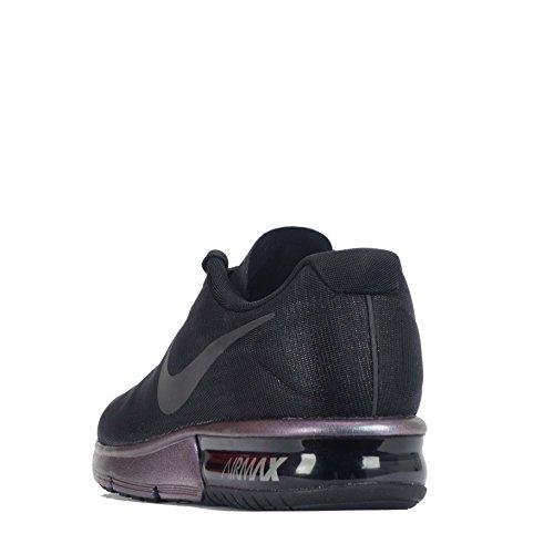 Nike 880757-001, Scarpe da Trail Running Uomo Nero