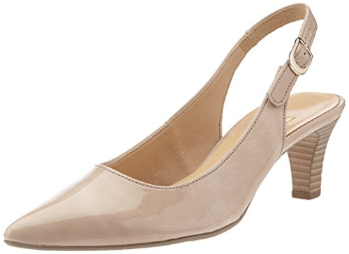 Gabor Shoes Damen Fashion Pumps, Beige (Sand 72), 37.5 EU (4.5UK)