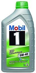 Mobil 1 ESP 0W40 Motorenöl synthetic, 1L