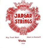 CUERDA VIOLA - Jargar (Rojo) (Cromo) 1ª Fuerte Viola 4/4 A (La)