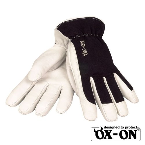 OX-ON WINTER DRIVER Lederhandschuhe