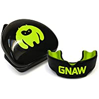 GNAW Kids Gum Shield/Mouth Guard - for Rugby, MMA, Jiu Jitsu, Taekwondo, Muay thai, Karate, Hockey, and all contact sports