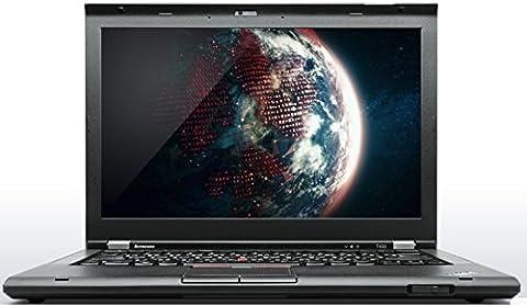 Lenovo ThinkPad T430–35,6cm/35mm Affichage HD +, Intel Core i5–3320M DDR38Go (4x 4Go), intmobbrdbndericsson h5321gw, sans fprint recog, Disque DVD enregistrables, Win764bits, Bluetooth 4–Lenovo 3ans Pièces et main d'oeuvre (Système Batterie 1an) sur réparation–Modèle–711d345