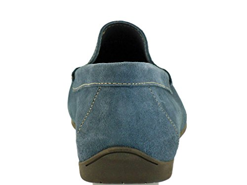 Mocassins Dingo 7158-Luxe - 9 coloris Jean