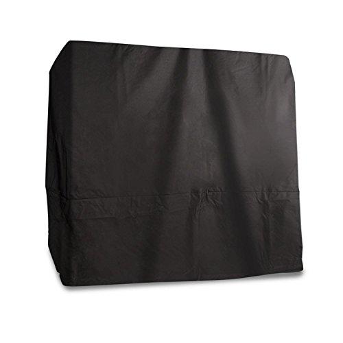 blumfeldt Senator Cover • Abdeckung • Schutzhülle • Polyester • passgenau • wasserdicht • Reißverschluss • strapazierfähig • für Senator Lounge Gartenliege • 205 x 208 x 188 cm (BxHxT) • grau