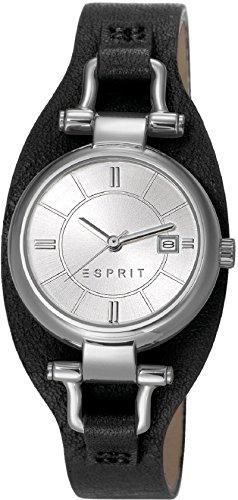 Esprit ES106782001 - Reloj de cuarzo para mujeres, color negro