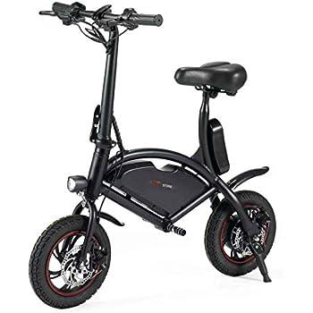F-wheel DYU Smart Bicicleta Electrica D1 (DYU D1 Standard): Amazon ...