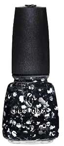 China Glaze Whirled Away Nail Polish Lacquer with Hardeners 14ml
