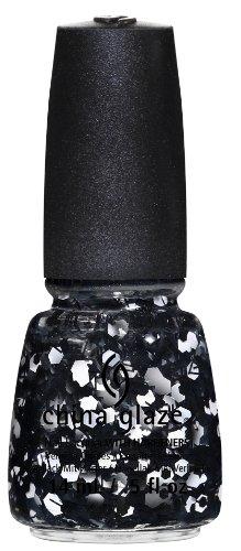 China Glaze Esmalte de uñas con endurecedores - Colección Cirque Du Soleil - Whirled el otro lado, 1er Pack (1 x 14 ml)