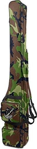Rutentasche RodBox Triple Allround Rutenfutteral - 3 Fächer - Verschiedene Längen Farbe Woodland Größe 1,90 m