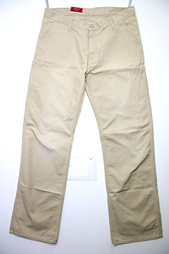levi's 631 work pant boyfriend jeans Tg.50 W36 L34 (Fit Jeans Loose Levis)