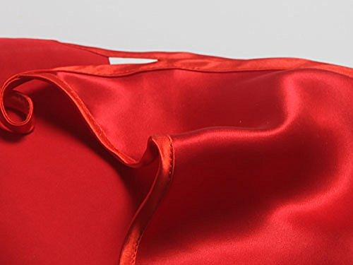 LSHARON - Perizoma -  donna Rose Red