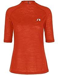 Newline–iMotion té–Camiseta de señal Woman de color rojo–tamaño XS–para Mujeres