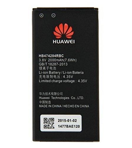 Original Akku Huawei Ascend Y5, Y560, Y635, Y625, G620, G601 (HB474284RB) - Y560-akku