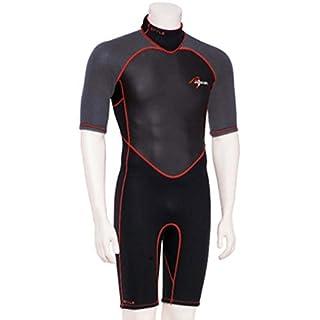 Ascan Style Shorty Herren Neoprenanzug Surfanzug Windsurfen (54)