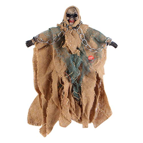 Womens Beängstigend Hexe Kostüm - Mitlfuny Halloween coustems Kürbis Hexe Cosplay