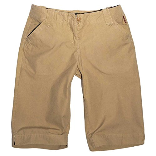ADDICT Womens Pant Short GOLF, khaki 30 (Khaki Golf-short)