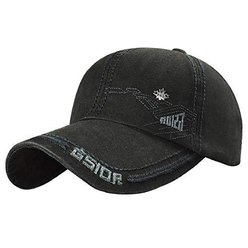 Yuson Girl Baseballmütze Für Männer Und Frauen Mit Sportlicher Sportart (Hüte Damen Stricken Krempe Mit)