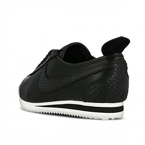 Nike Damen Wmns Nike Cortez '72 Laufschuhe Black (Black (schwarz / schwarz-Elfenbein))
